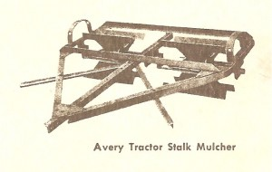 stalk mulcher