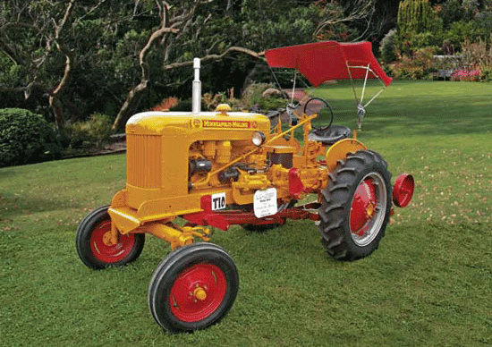 Avery-Minneapolis-Moline Tractors Look and Run Like New
