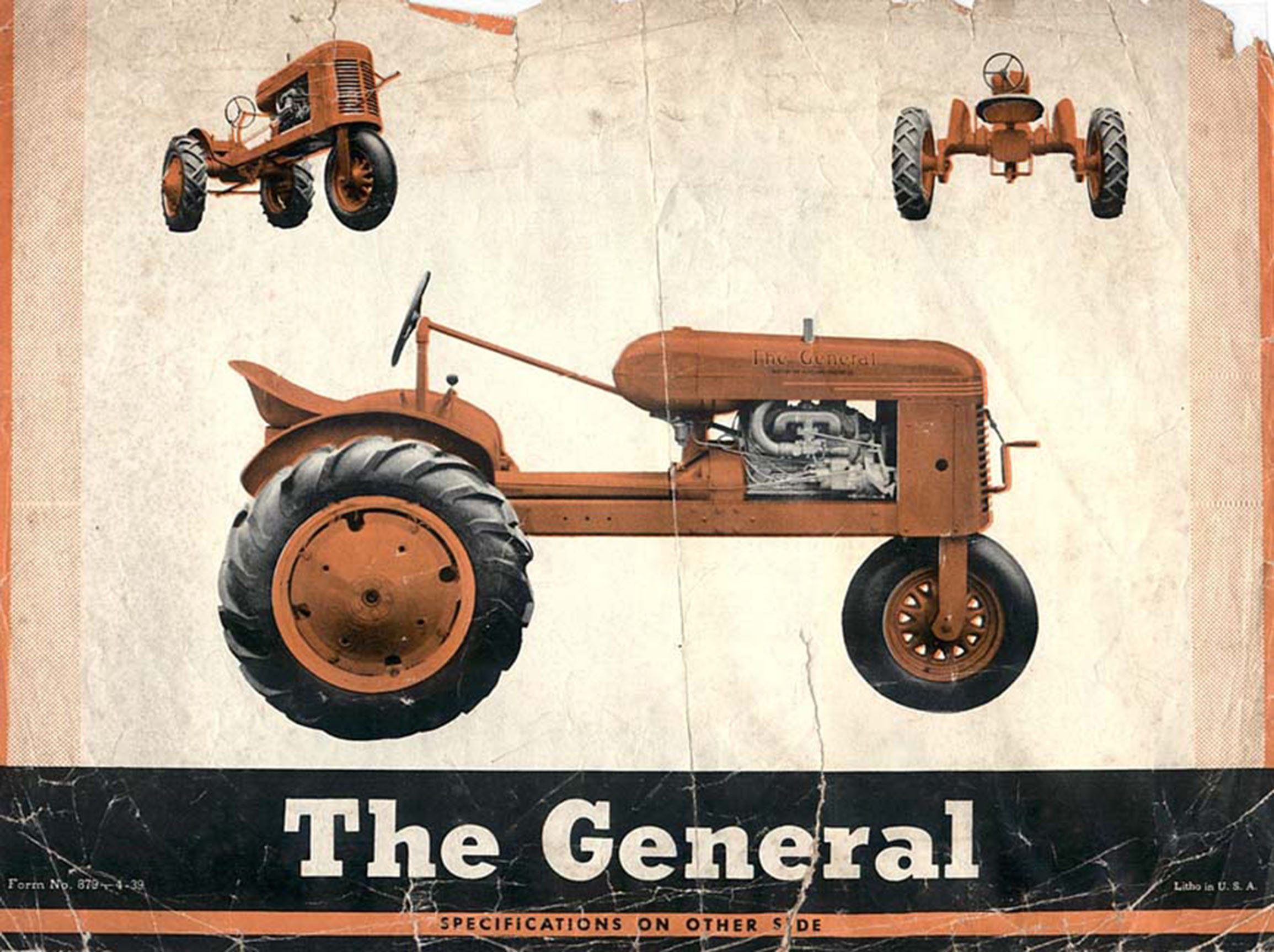 Specifications For The General Model Gg